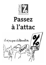 Leaflet Attac bruxelles 2
