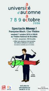 AFFICHE MONEY ATTAC